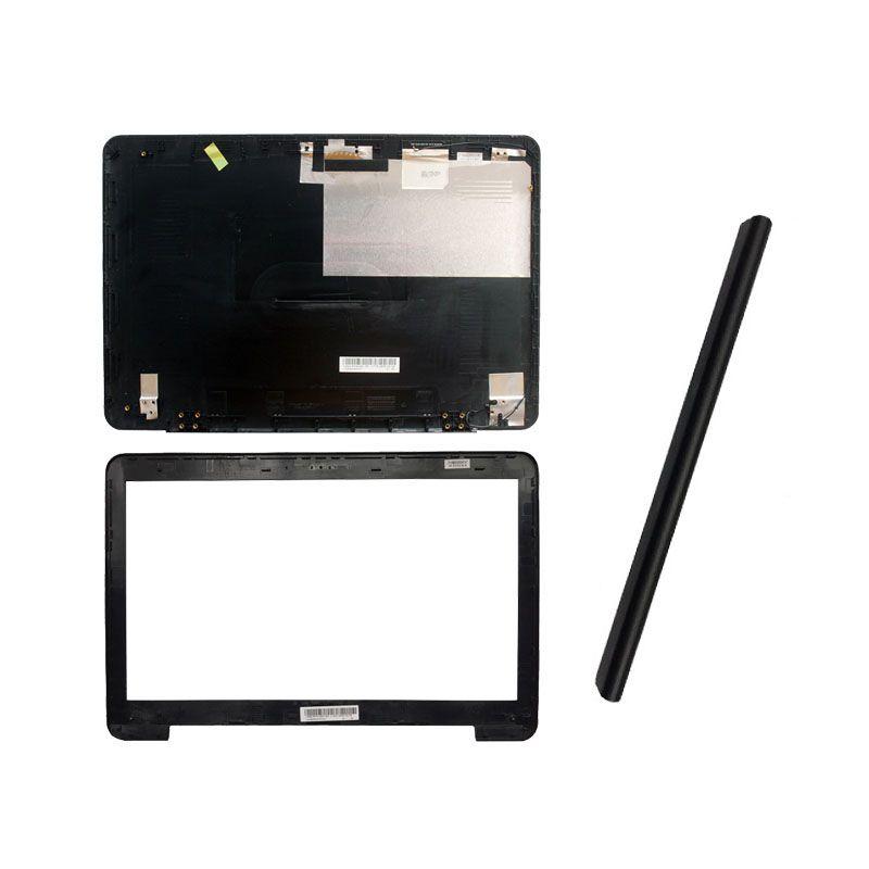 Laptop-Hüllen Abdeckung / LCD für Asus VM510 x555 K555 F555 Taschen A555 K554 W519L LCD F554 Laptop VM590L Zurück X554 Front Lünette / Scharniere JRQKN