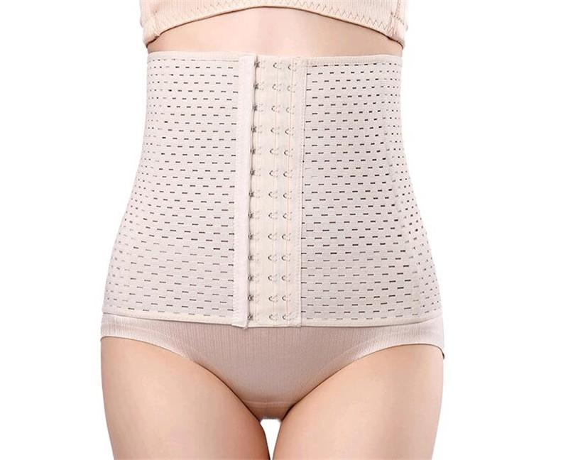 Magic Body Shaper Lady Corset Seamless Women High Waist Slimming Tummy Control Knickers Pants Pantie Briefs Shapewear Underwear#OU111