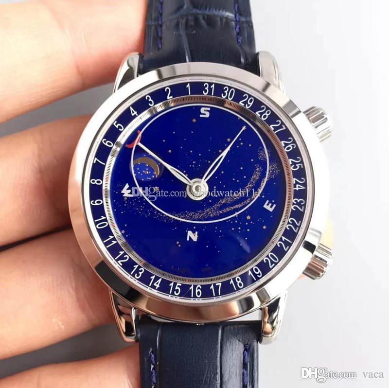 2018 Top Star Men's Luxury Mechanical Watch. Equipped with 9015 mechanical movement. Automatic calendar. HOT SELL luxuru SPORT watch