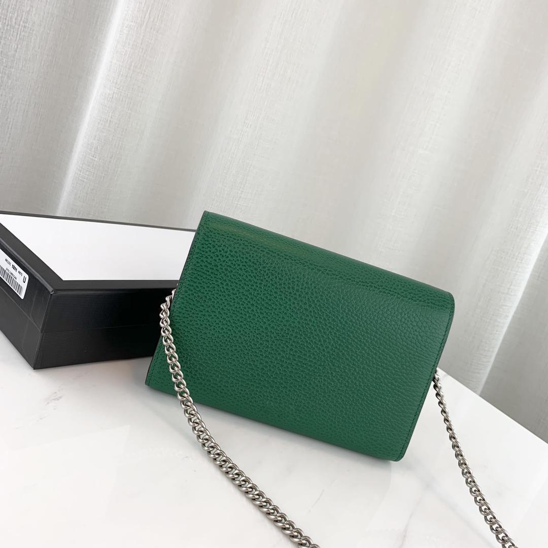 2019 nuovo progettista delle donne della borsa di marca modo del cuoio genuino casuale Catene Borse donna Borse Crossbody per le donne