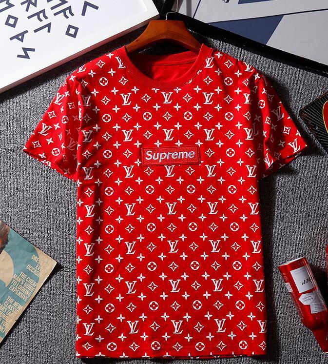 Vuitton Mens Designer T Shirts