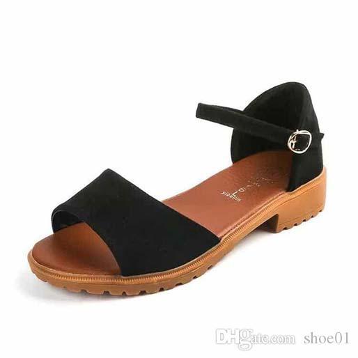 Con la caja de la zapatilla de deporte de los zapatos ocasionales Formadores Moda Calzado deportivo de cuero de alta calidad de las botas deslizadores de las sandalias de la vendimia de aire para la mujer PH0670