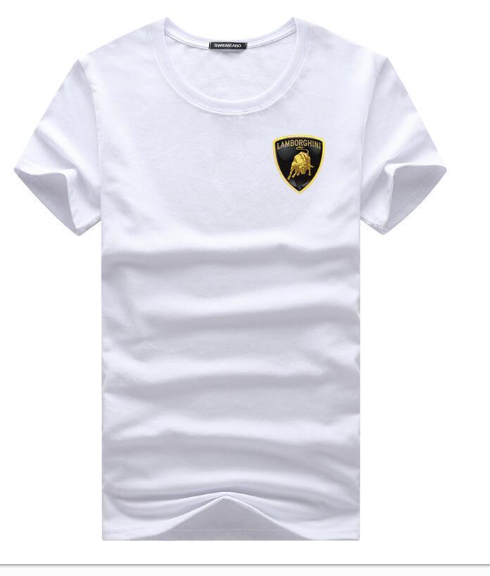 T-shirt à manches courtes pour hommes en gros et au détail 100% coton confortable et respirant mode casual sport T-shirt modèle haut de gamme classique