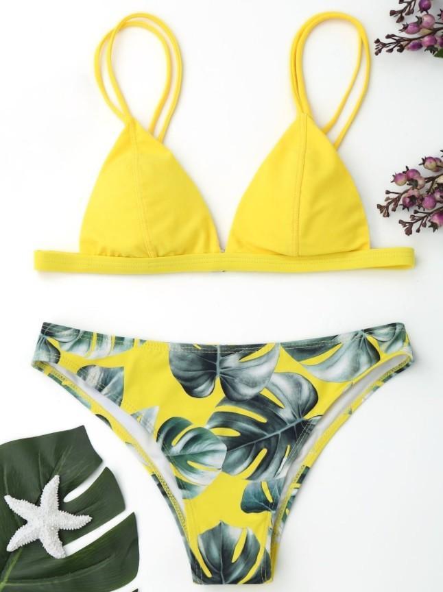Fashion-Bikini Luxus Badeanzug Für Frauen Sommer Zweiteilige Bikinianzüge Set Mit Buchstaben Strand Marke Badeanzüge Designer Bademode DZ1003