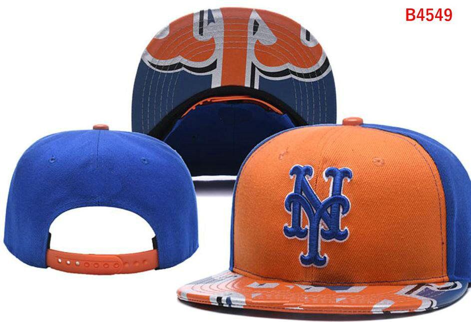 2019 Mets cap hat мужчины snapbacks прохладный женщины Спорт регулируемые шапки шляпы все команды snapbacks принять падение корабль 00