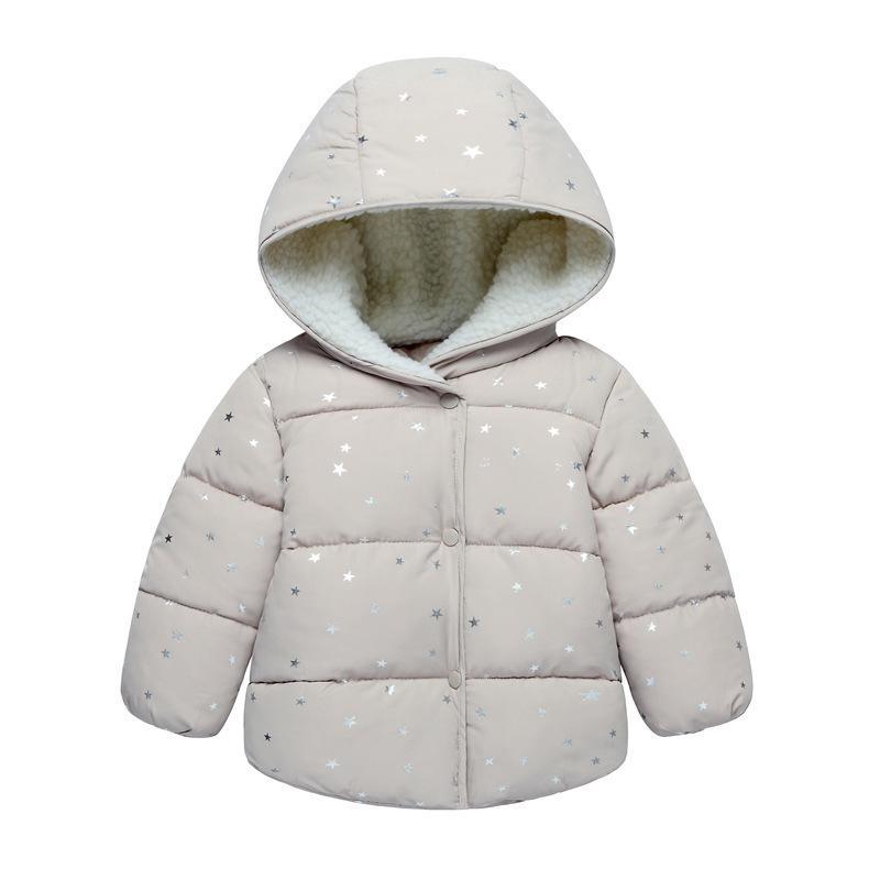 STOCK 1pc Toddler Kids baby boys girls fleece jacket winter warm coat 2019 new