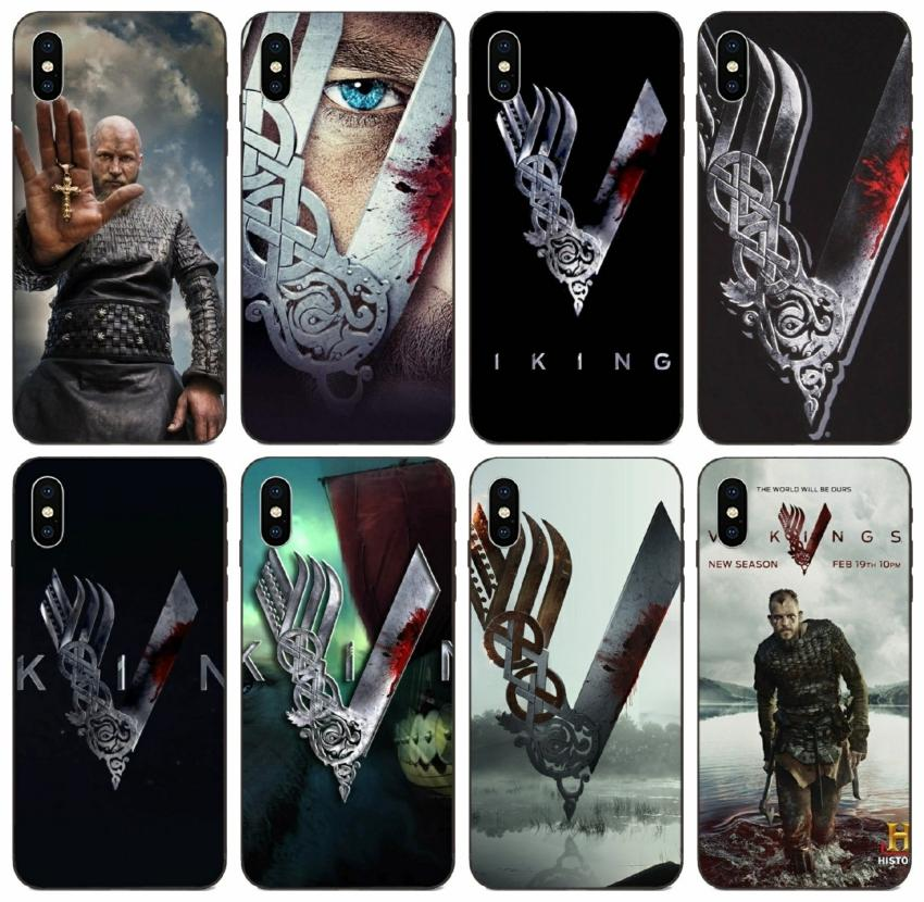 TongTrade Vikings Series Case For Apple IPhone 12 11 Pro X Xs Max ...