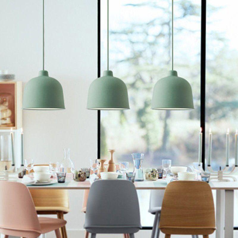 Salon Comedor Nordico.Compre Lampara Colgante Nordico Moderno Moderno Creativo Restaurante Lampara Salon Comedor Bar Cafeteria Dormitorio Luz De Noche Decoracion
