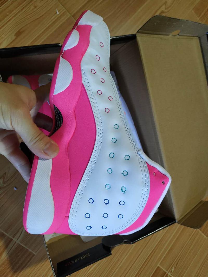 Box 2020 Bayan Basketbol Ayakkabı Kadınlar Spor Ayakkabıları Kız Rainers için Sneakers Beyaz Pembe Yeşil US5.5-8.5