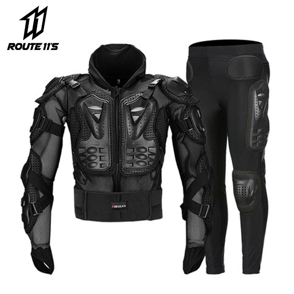 2019 новая Мотоциклетная куртка мужчины полное тело мотоцикл броня мотокросс гонки защитное снаряжение защита размер S-5XL