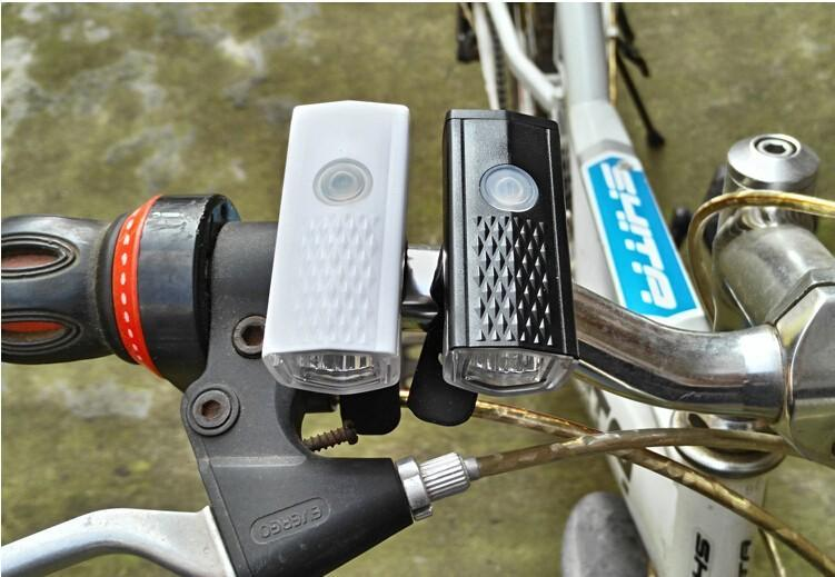 300LM USB Rechargeable Bike Front Light CREE High Power Head Flashlight Warning Cycling Bicycle LED Lamp Lighting Waterproof H210695