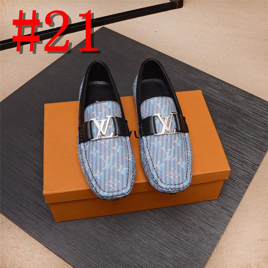 20ss Yeni Erkek Elbise Erkekler zapatos de hombre de vestir Biçimsel zapatos caballero için loafer'lar Oxford Sürüş Shoes