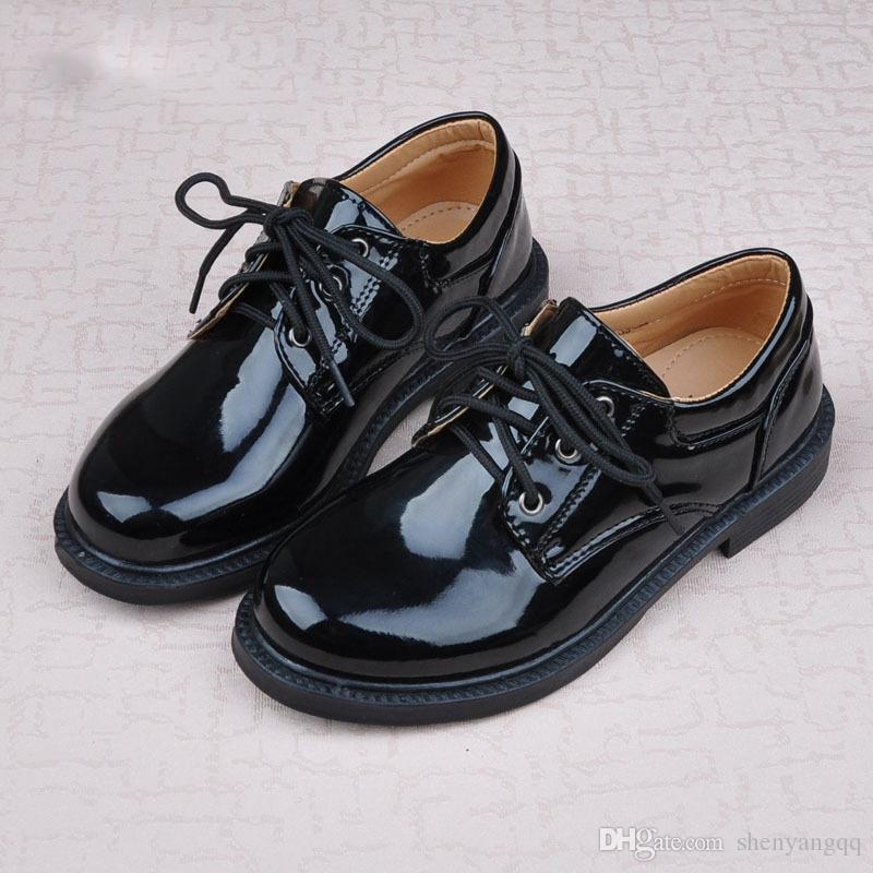 black shoe kids