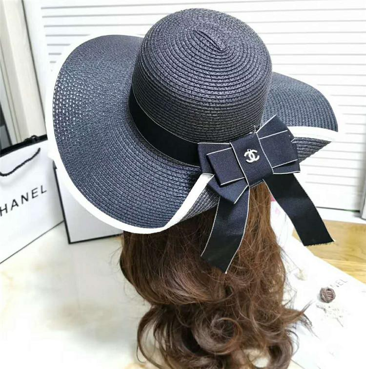 bcc72099e38a1 dropshipping Hot sale wide Brim sun hats for women Letter Embroidery straw  Hats girls Do Not Disturb Ladies Straw hats