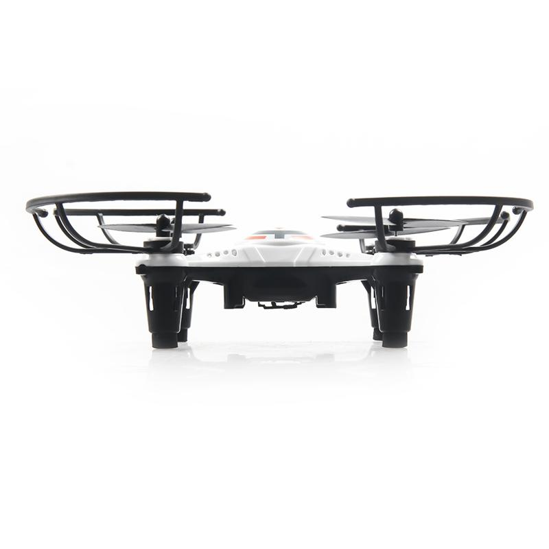2.4G One Button Rolling Mini UAV Aircraft Remote Control Helicopter Novice Toy Children's Toy