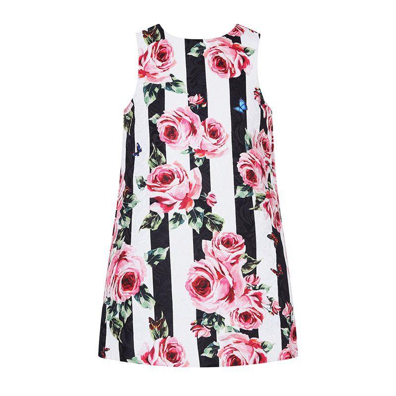 Baby Girls Summer 2018 Brand Flower Girl Party Dresses A-line Costume For Kids Clothes Children Vestidos Princess Dress J190513