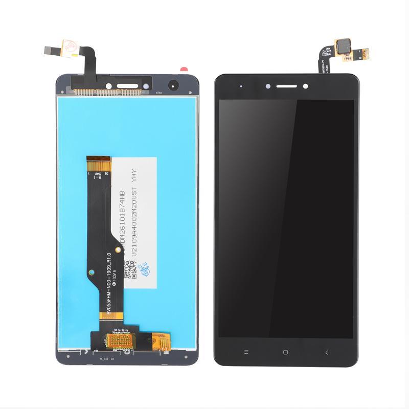 قطع الغيار عالية الجودة شاشة LCD، والكامل التحويل الرقمي شاشة تعمل باللمس لXIAOMI Redmi ملاحظة 4X LCD