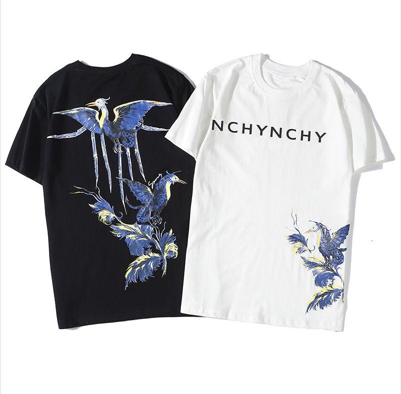 2020 T-Shirt de Verão Mulheres estilistas T-Shirts de Moda Cartas impressas Mulheres De Manga Curta Vestuário