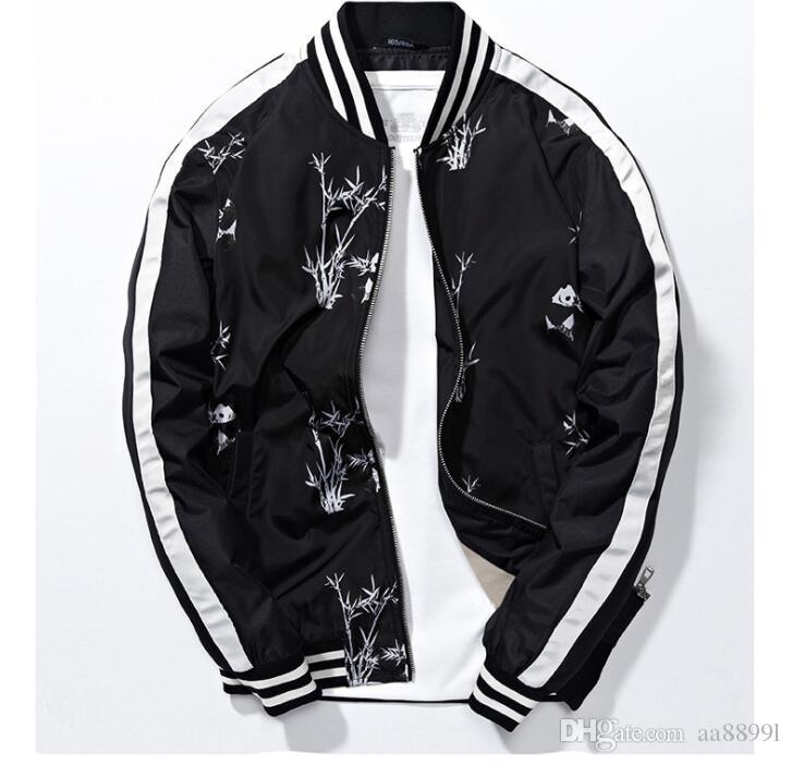Erkekler ceket trendi gündelik spor erkek ceket sonbahar gençlik yeni stil ince yaka jacketM70