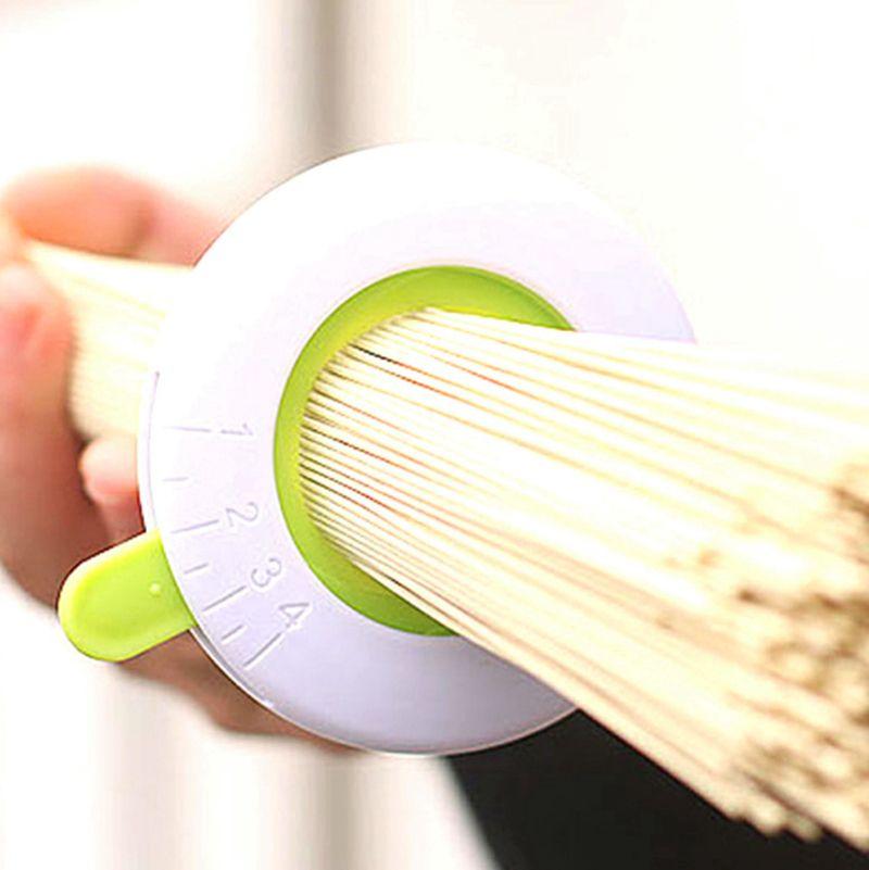 Herramienta de Limitador Controlador de Spaghetti Medida de Pasta de Fideos Medida de Porciones Caseras