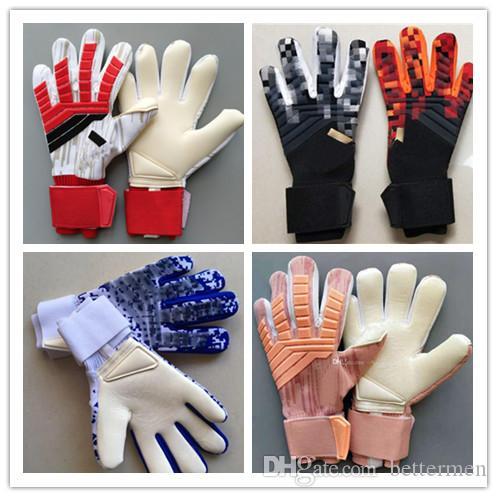 professional goalkeeper gloves brand goalie football equipment soccer boots jersey luvas wholesale drop shipping supplier