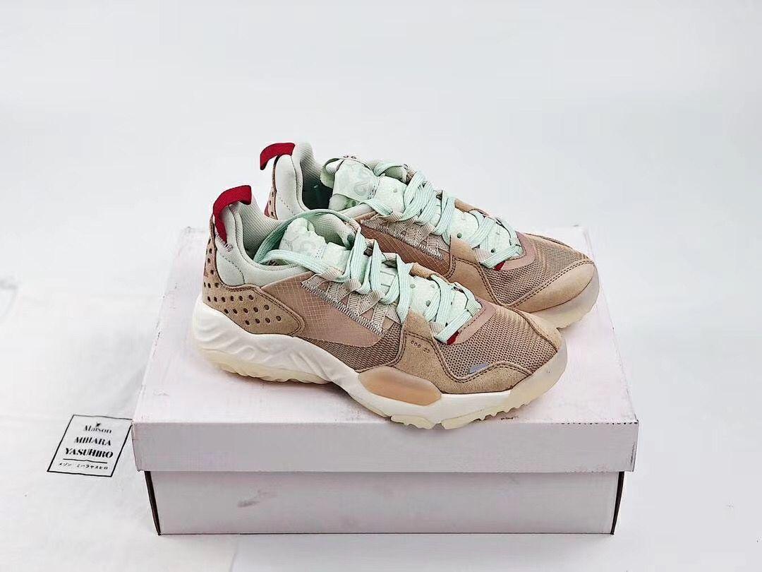 scarpe 2020 nuovi elencati Reagire Delta Vachetta Tan uomini donne scarpe da tennis di Palm verde scarpe casual CD6109-200