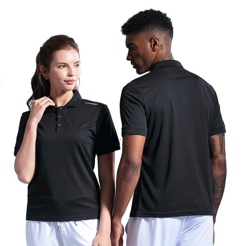 2019 New Outdoor sports Tops Table tennis clothing men/'s badminton T-shirt