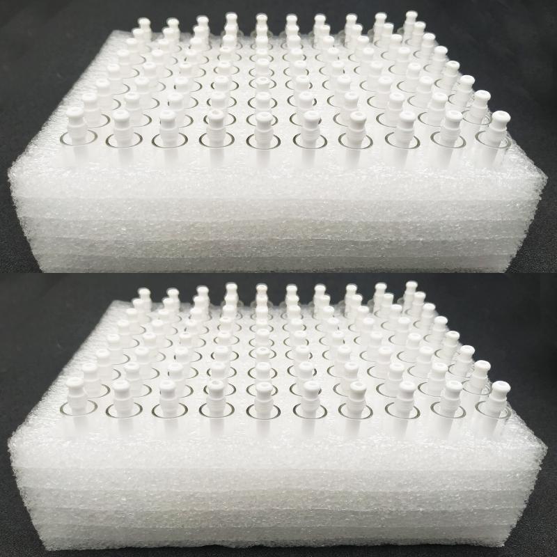 VapeSoon Yeni Varış seramik kartuş Tam Seramik Vape Buharlaştırıcı 1.0 ml 1.2ohm Tankı 100 adet / grup DHL Ücretsiz