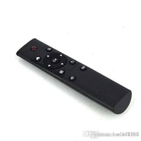 Beste Magic 2.4G Wireless Fernbedienung FM4 für Android TV Box Smart TV TV-Dongle PC Projektor Verkauf