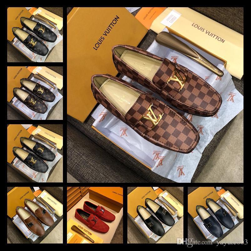 iduzi oxford zapatos para hombres diseñador formal hombres zapatos de vestir cuero negro lujo fiesta boda hombres borlas pisos mocasines