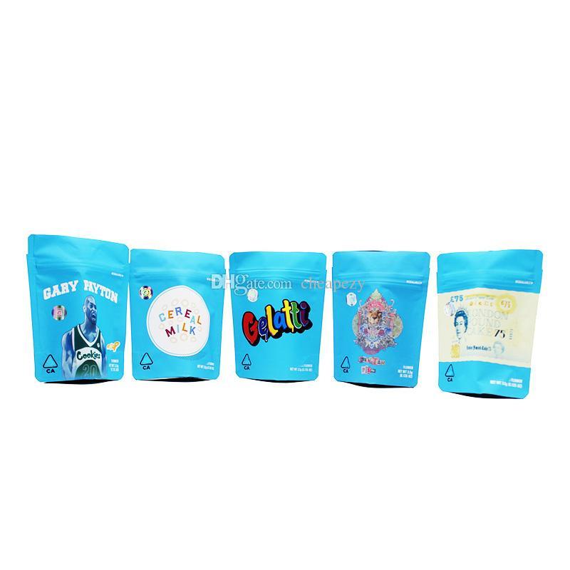 3,5 грамма Печенье Сумка Упаковочные пакеты Пахнурье Доступность Детская Клифорная Калифорния Гепард Pies Gelatti Gary Payton London Count Cake Cereal Молоко