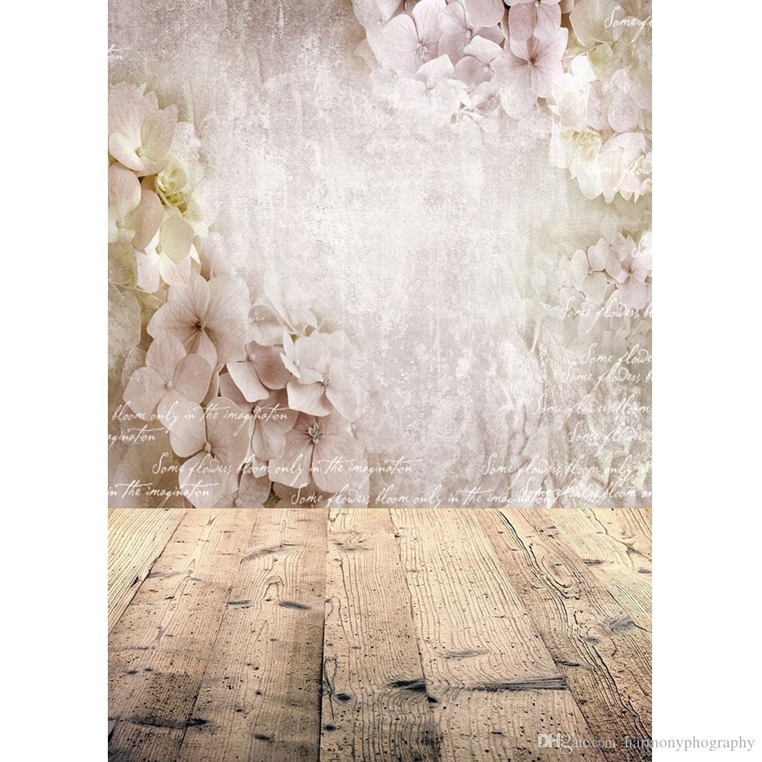 2020 Flower Wooden Floor Photography Backdrops Computer Printed Photoshoot Background For Children Baby Lovers Portrait Phtoto Studio From Harmonyphography 15 76 Dhgate Com