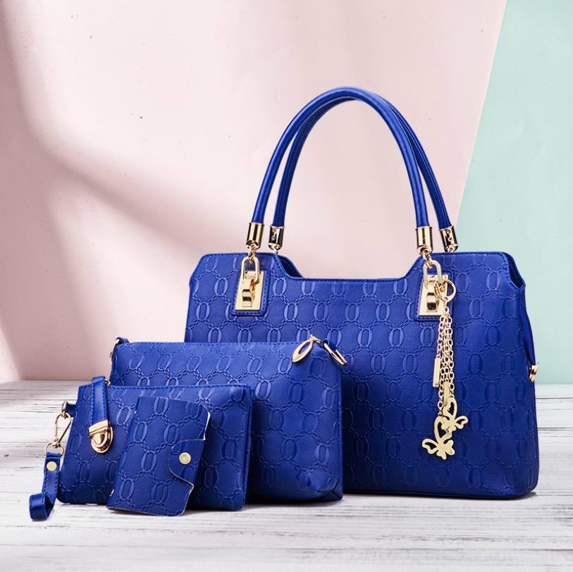 Tasarımcı çanta Kadınlar Çanta Tasarımcı Lüks Çantalar Cüzdanlar Deri Çanta # p2m5s Cüzdan Omuz Çantası Bez Debriyaj Kadınlar Çanta 2adet Seti