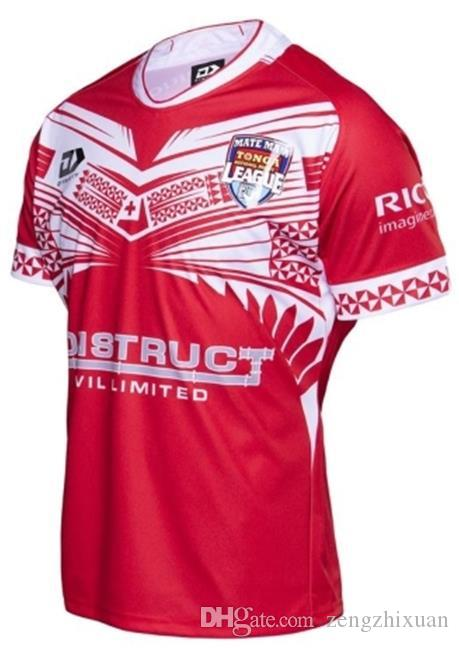2020 TONGA RUGBY LEAGUE 2019 HOME JERSEY TONGA RUGBY TRAINING SINGLET TONGA RUGBY LEAGUE WORLD CUP 2017 HOME JERSEY size S-XL-3XL-4XL-5XL