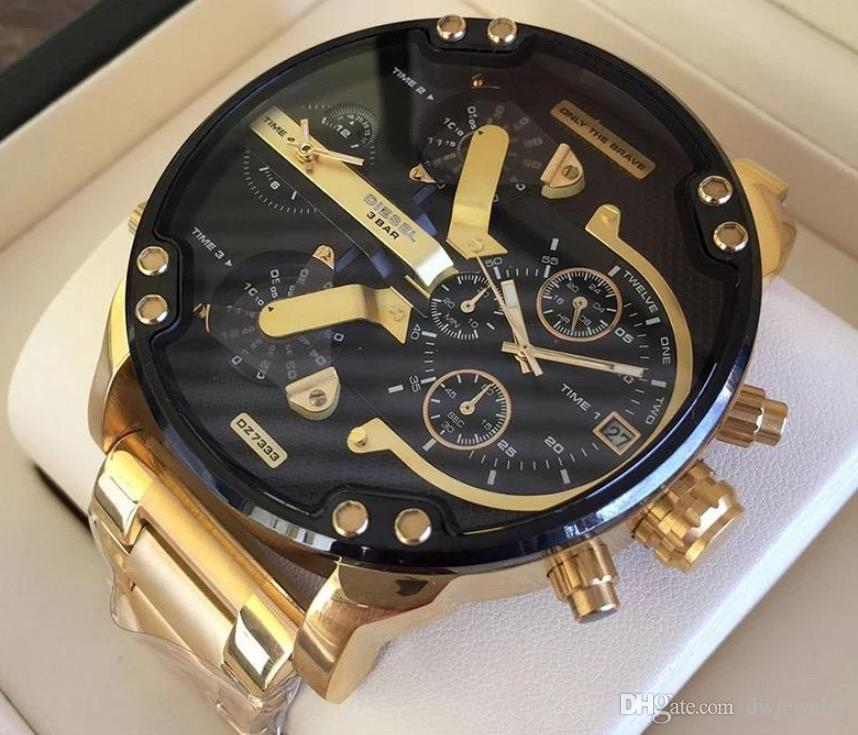 2019 novos relógios - DZ7312 DZ7315 DZ7331 DZ7314 DZ7313 DZ7311 DZ7332 relógio esportivo DZ4280 DZ4290 Militares