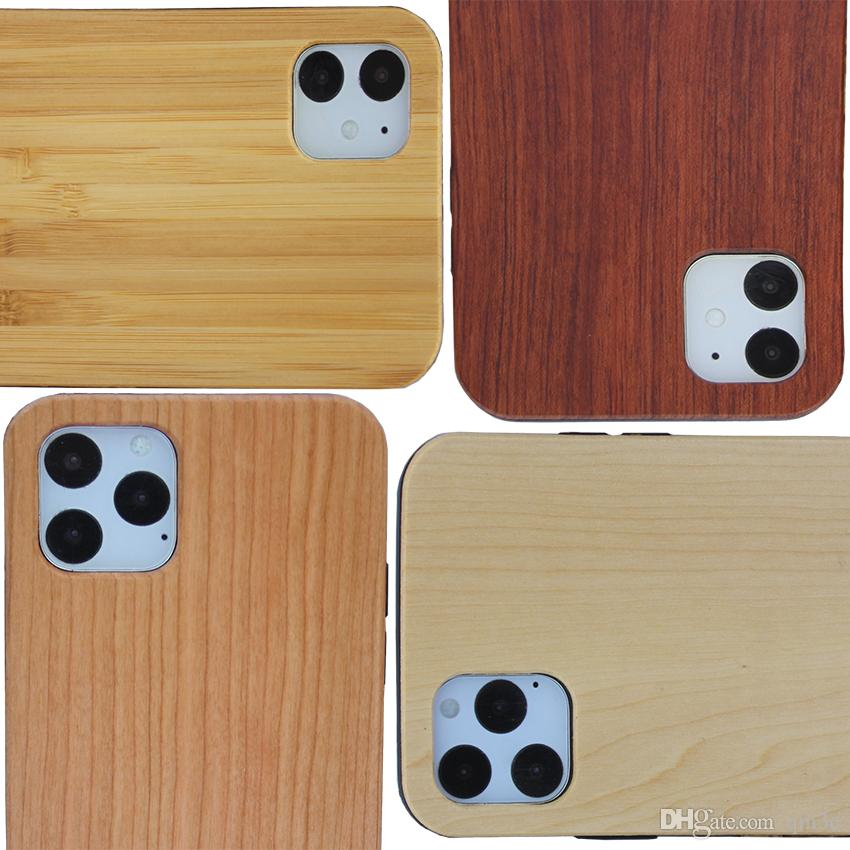 2019 NEW الخشب حالة الهاتف للحصول على اي فون 11 X XR موبايل الغلاف طبيعة الغلاف الخشبي للحصول على اي 11 الموالية ماكس سامسونج غالاكسي ملاحظة 10 الموالية S10 S9 ملاحظة 9