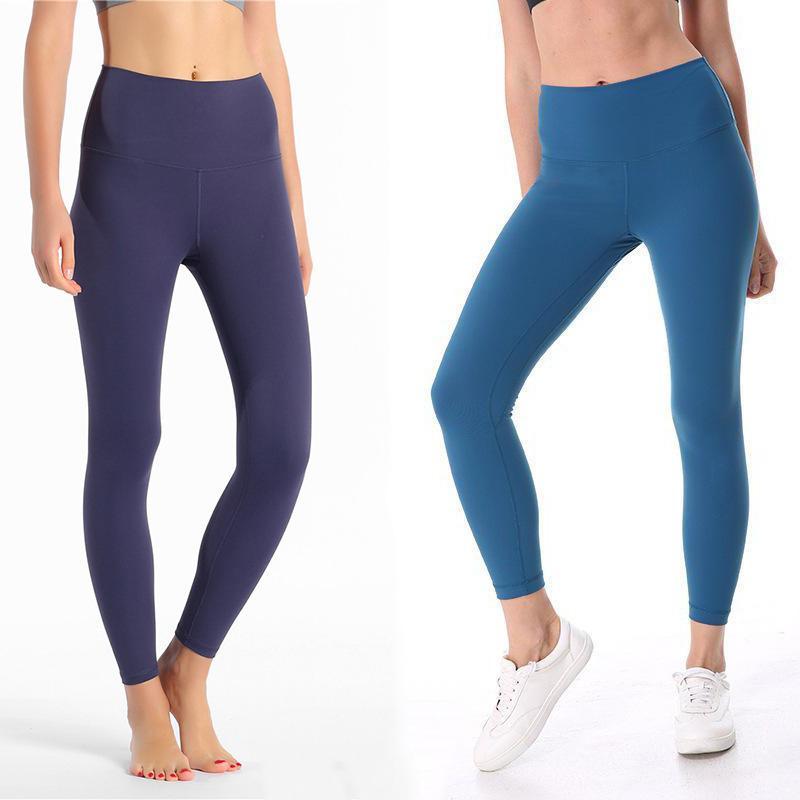 السراويل الرياضية الصلبة السراويل اليوغا السراويل النساء الفتيات تشغيل ملابس اليوغا السيدات السراويل السراويل السيدات