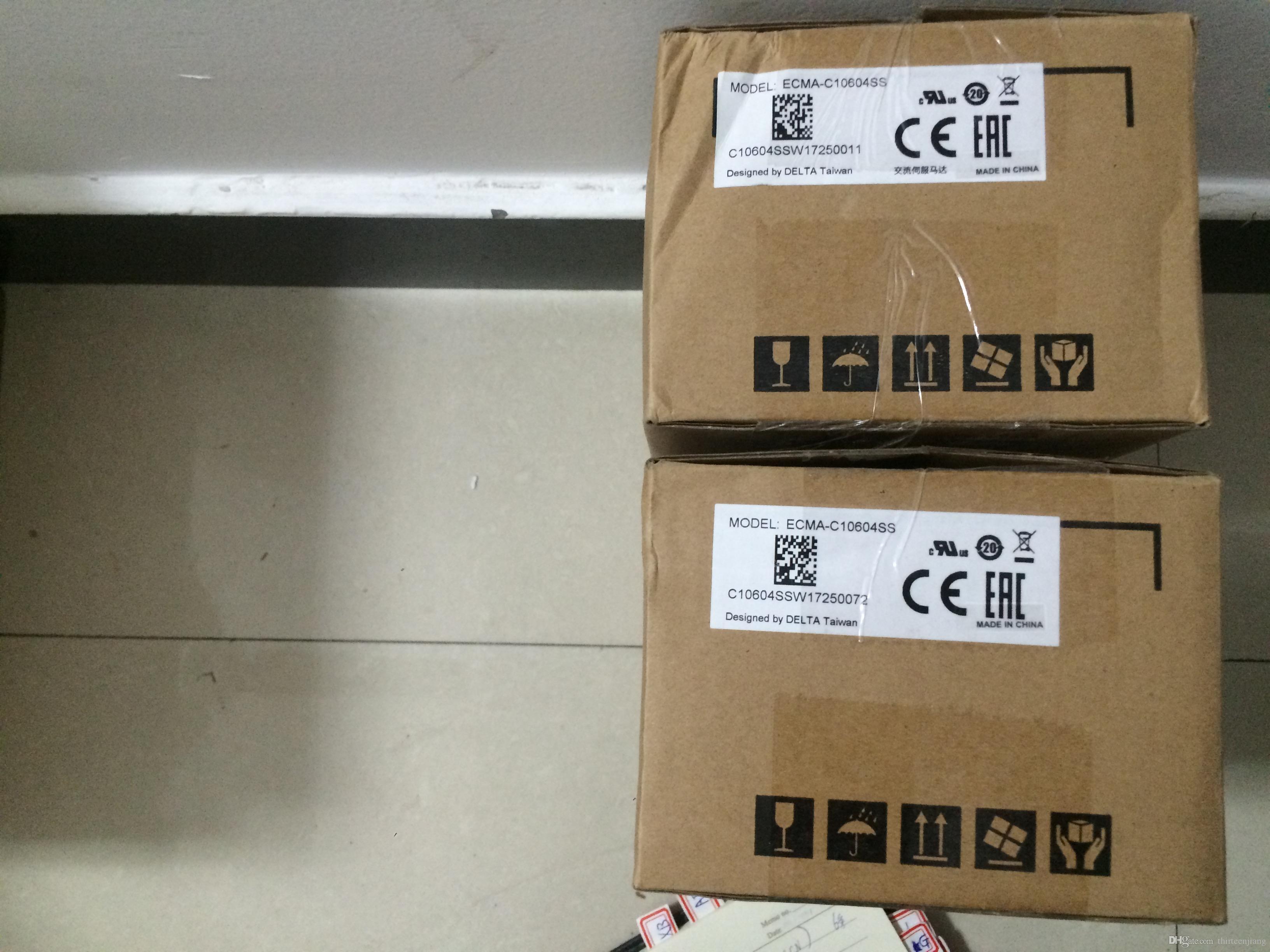 Original New In Box Delta Servo Motor ECMA-C10604RS ECMA-C10604ES ECMA-C10604SS Free Expedited Shipping