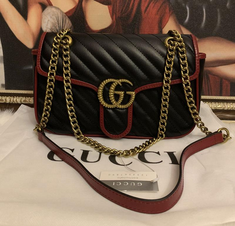 Women Heart PU Shoulder Satchel Tote Chain Classic Messenger Crossbody Mini Bag