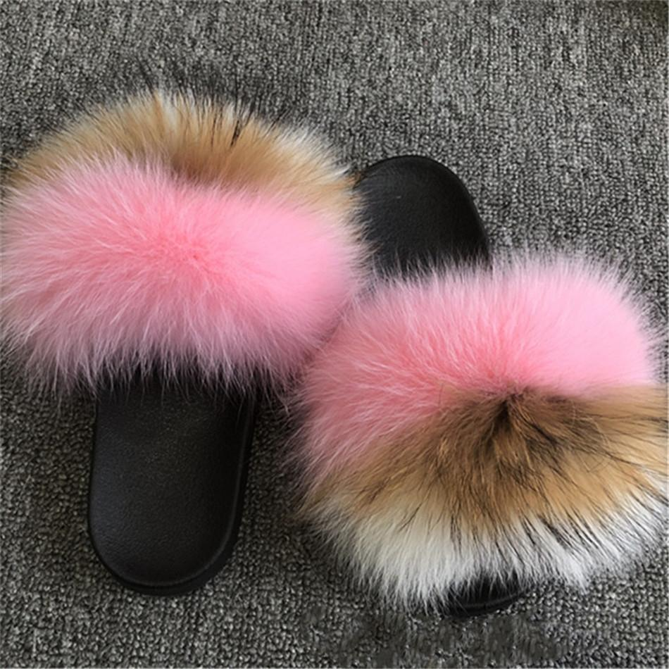 Ladiescasual Sandales d'été Lazy une pédale Womenshoes fond épais extérieur confortable Soft Pink Fashion Tendance Plage à fond plat # 795