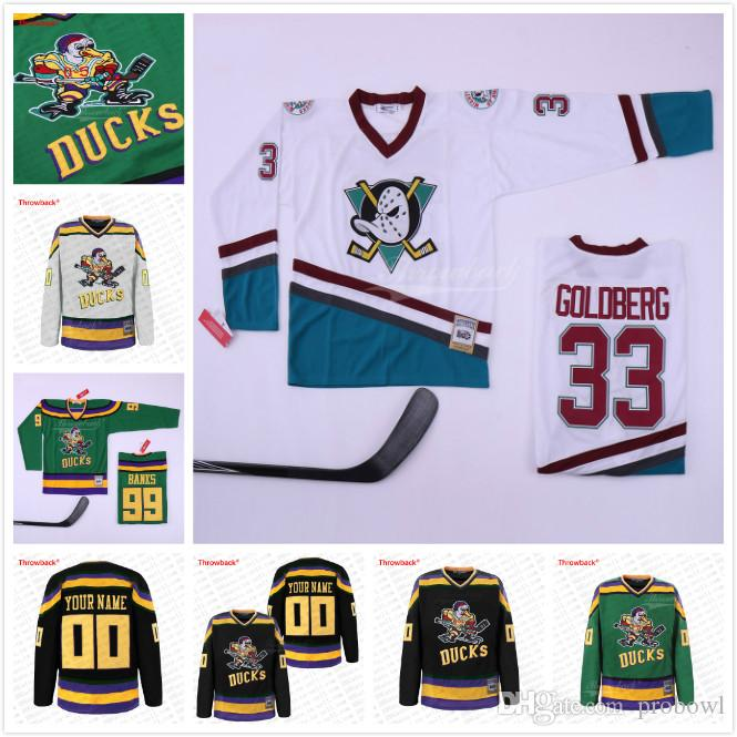 old ducks jersey
