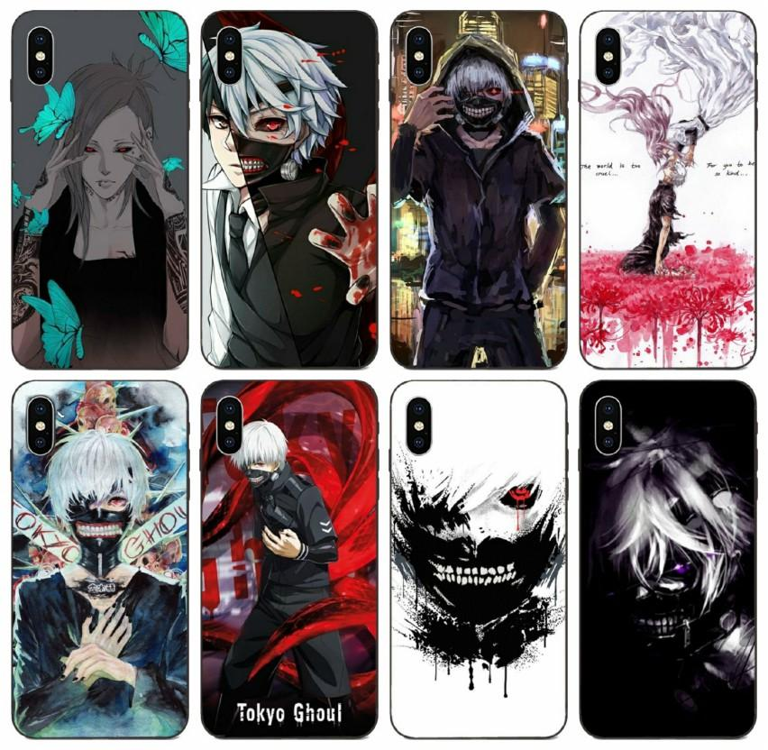 [TongTrade] Tokyo Ghoul Case For iPhone 11 Pro X XS Max 6s 5s 5c 5 4s 4 Samsung A10 A10E A10S Huawei P10 Plus Sony Xperia Z2 Hot Sale Case