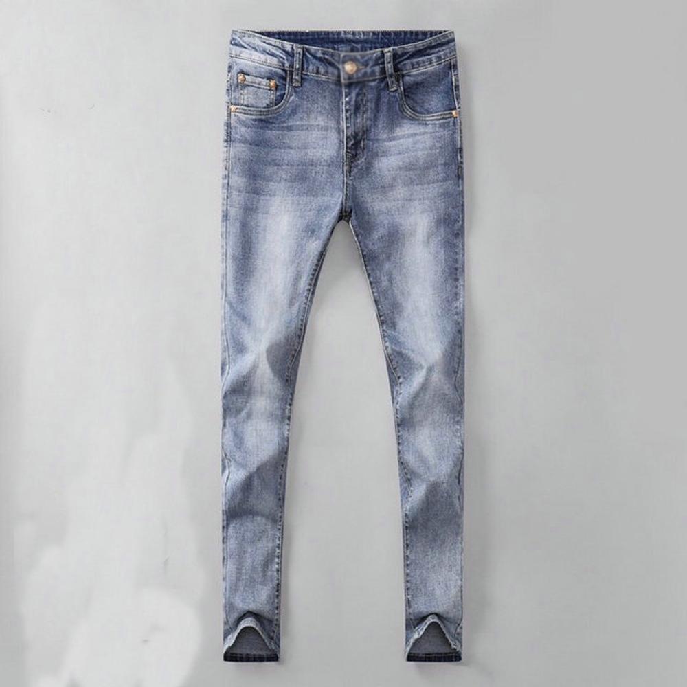 VE LYP01 2020 Hommes Distressed Ripped Biker Jeans Slim Fit Motard Denim pour les hommes de la mode Hip Hop Jeans Hommes Bonne qualité 09