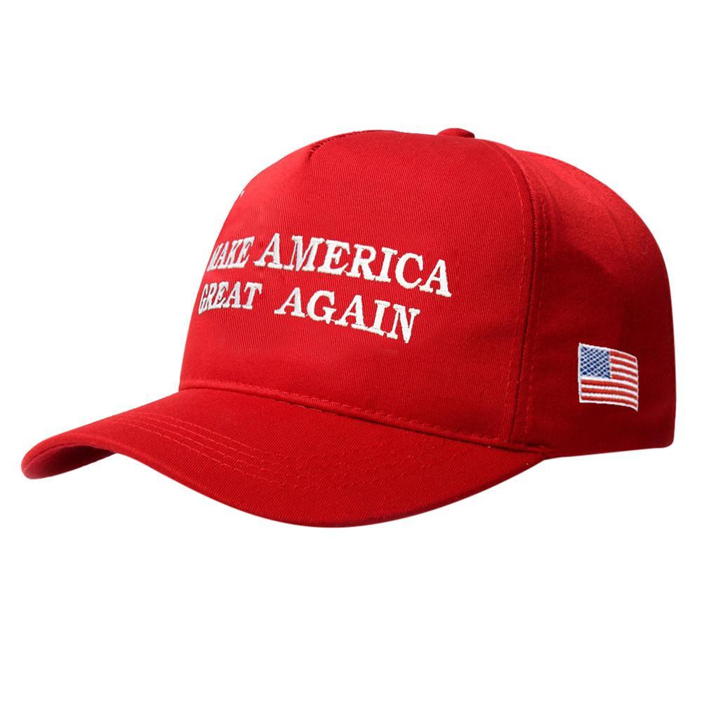 Faire Amérique Grand Encore une fois Chapeau Donald Trump républicain Chapeau unisexe en coton réglable Casquette de baseball gorras para hombre # 52320