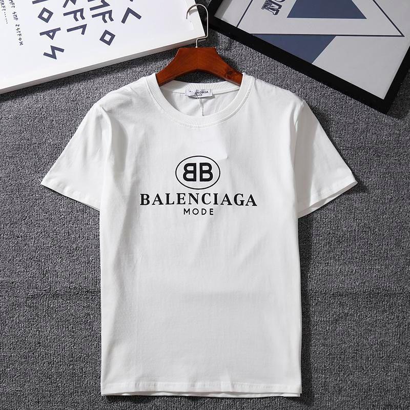T-shirt New Moda manga curta O pescoço Bb Modo T-shirt Kanye Carta Oeste Imprimir Sportwear Hip-hop Street Style Tees shirt.