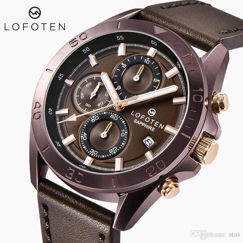 Fancy Mens quartz women movement Chronograph Men 007 DIVER 300M Folding Buckle man designer Watches Orologio Montre Wristwatches