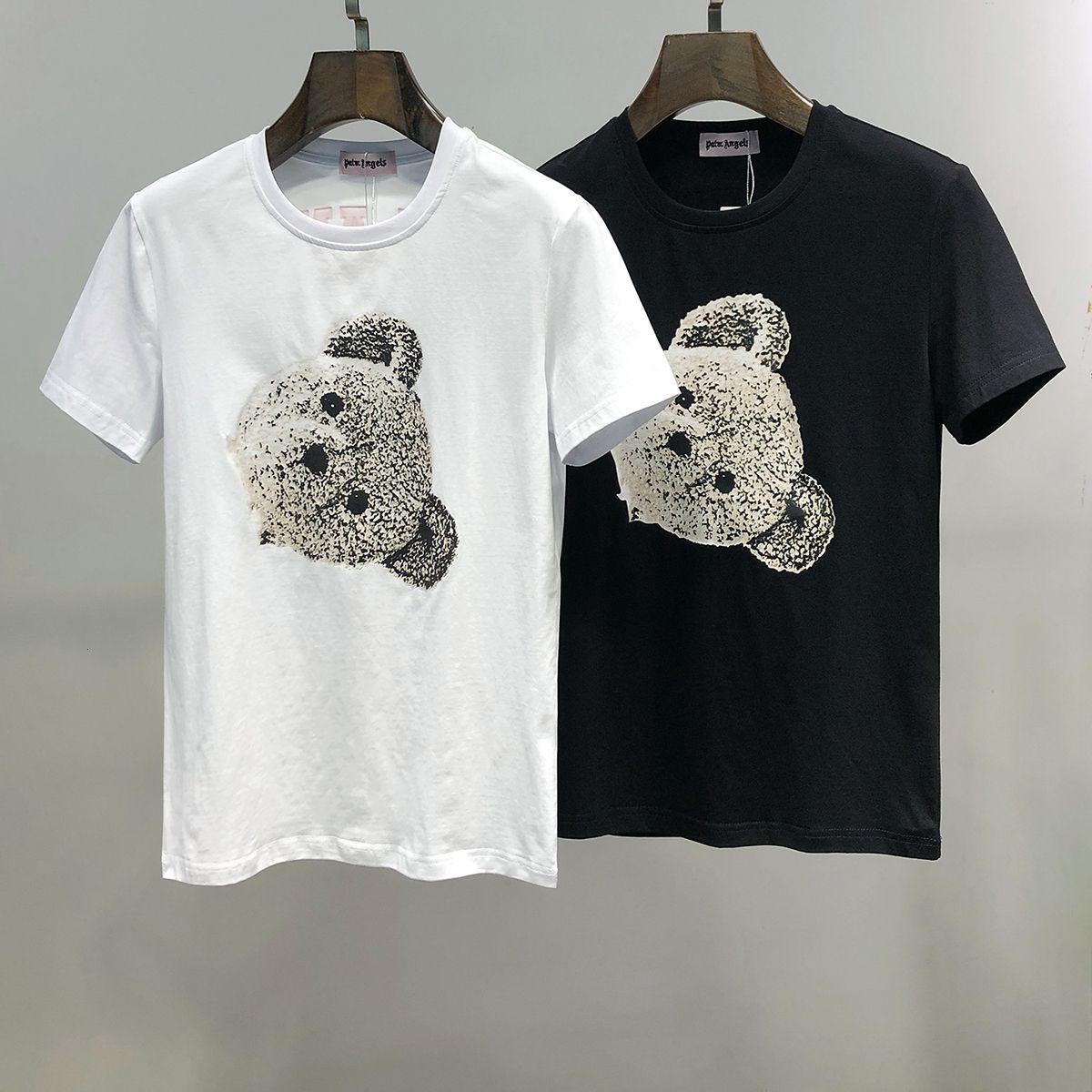Wear 2020 homens verão Versão Coreana homem homens de manga curta slim T-shirt roupas masculinas 11284
