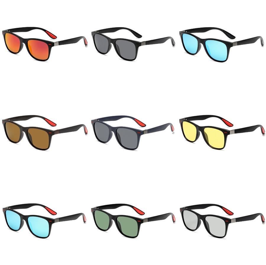 Vidano Optische neueste Mens Sonnenbrille Beschichtung polarisierte Sonnenbrille runde Kreis-Gläser Retro Vintage Gafas Masculino Sol # 434
