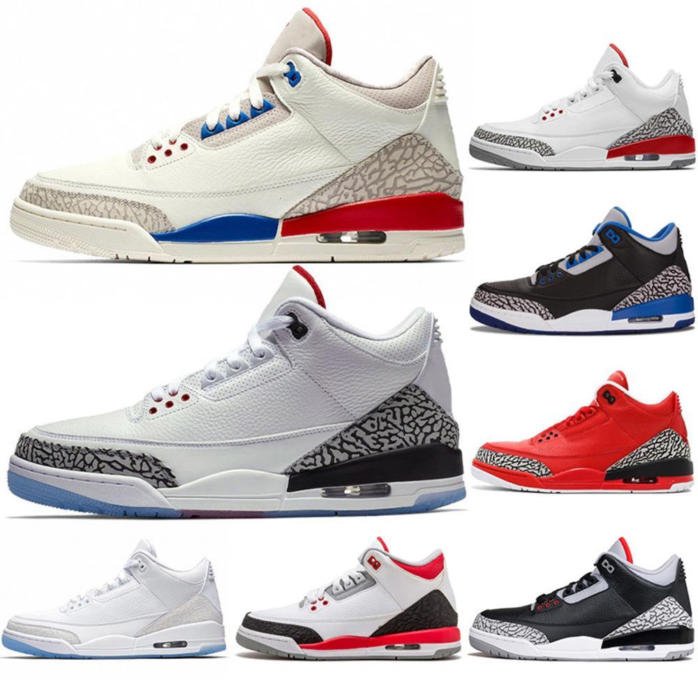Venda barato Qs Katrina Homens tênis de basquete Tinker Coreia do Pure White Preto Cimento Clorofila lance livre linha Jth Mens Sports Sneakers Us 8-13