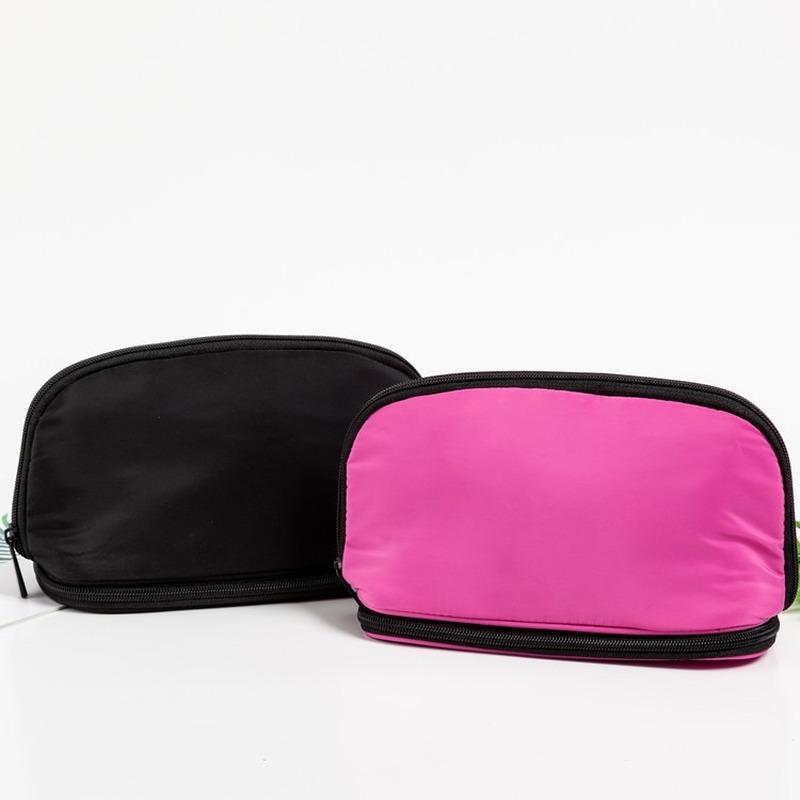 Senhoras Casuais Simples Cosméticos Moda Portátil Heartdry À Prova D 'Água Viagem 2020 Saco Novo Saco de Armazenamento Ltffi